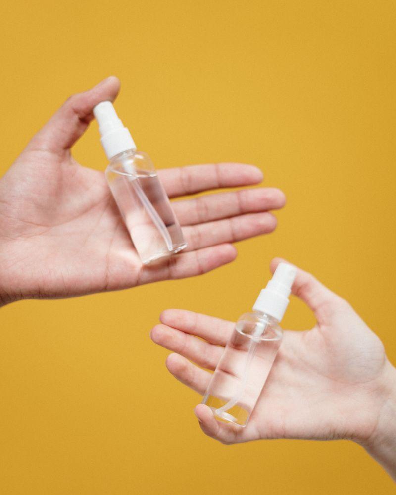 Déodorants spray