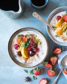 Sport et alimentation : 5 snack pour un maximum d'énergie