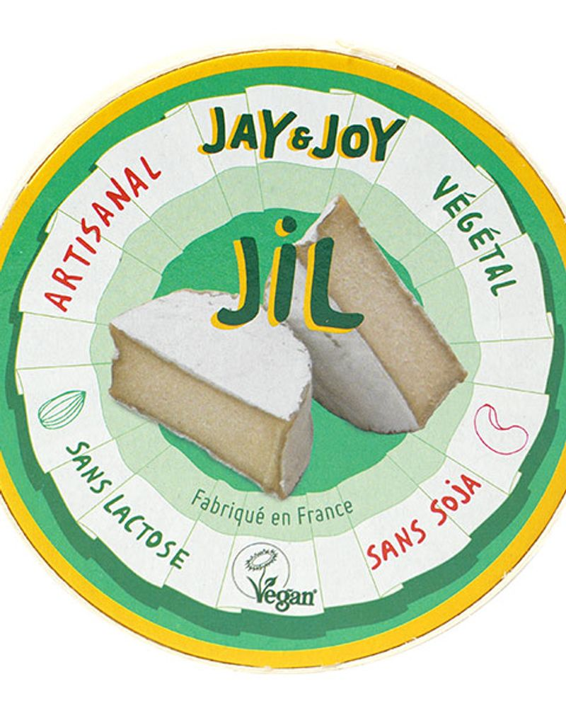 Jay & Joy, Jil croûte fleurie spécialité végétale