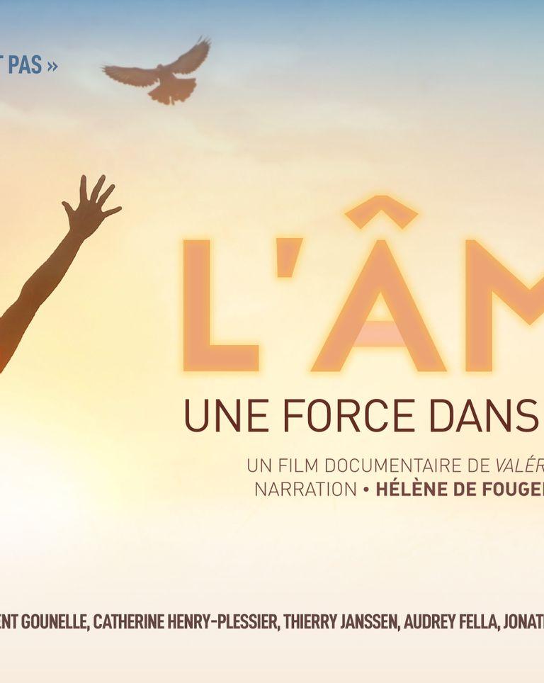 L'Âme : Une force dans sa vie ? Projection du film de Valérie Seguin