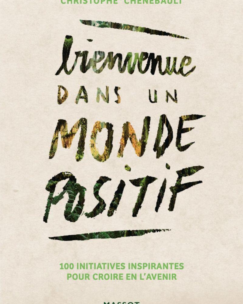 Bienvenue dans un monde positif, Christophe Chenebault, Massot éditions