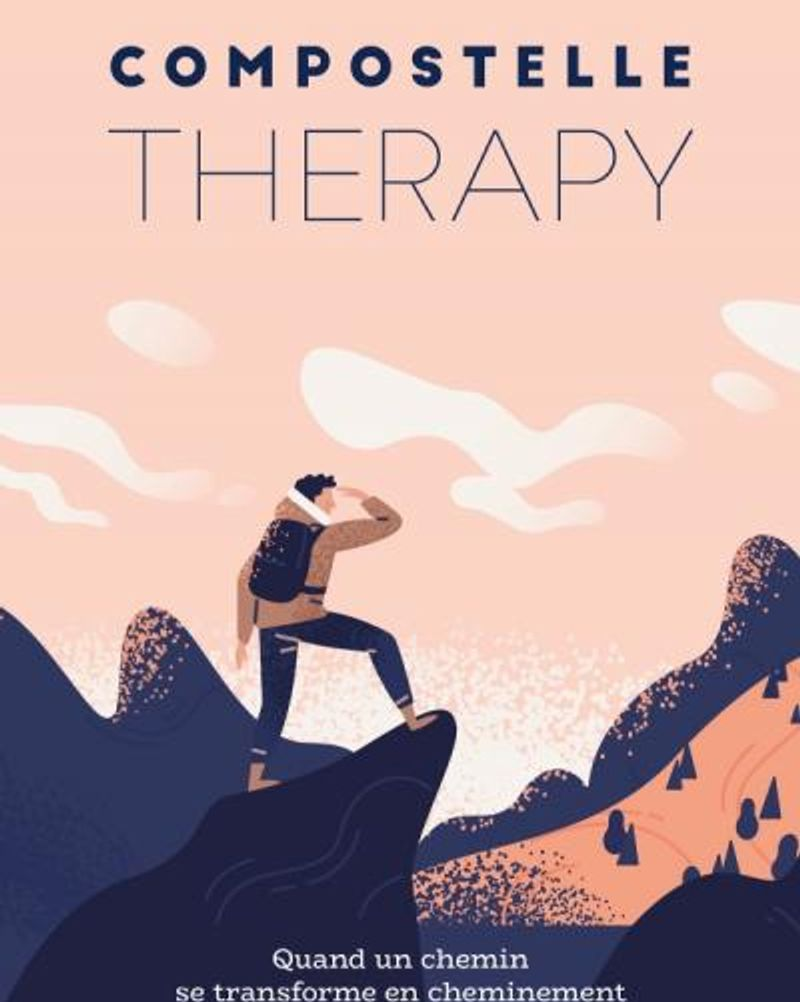 Compostelle Therapy, Julien Charles, éditions Larousse