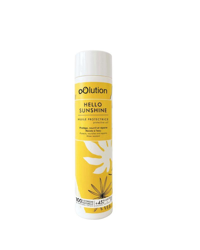 "oOlution, huile protectrice ""Hello Sunshine"""