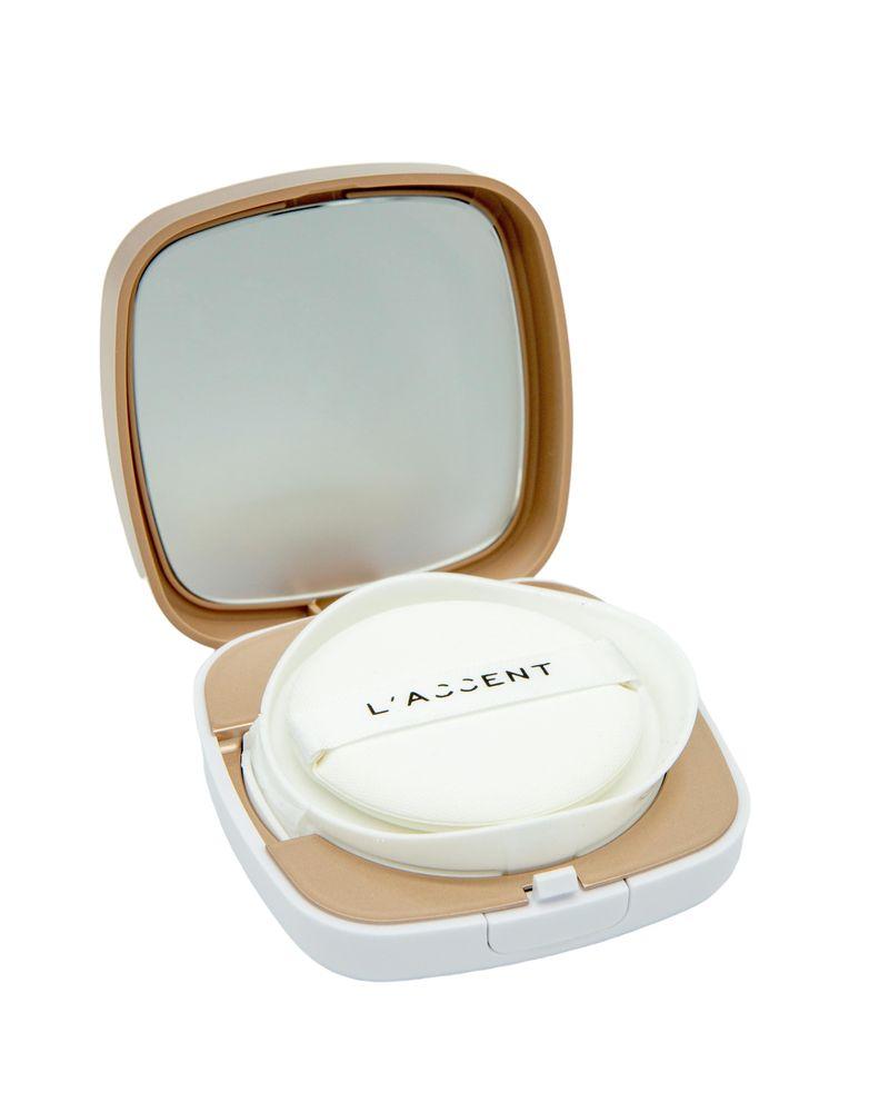 L'Accent cosmetics, poudre d'éclat SPF