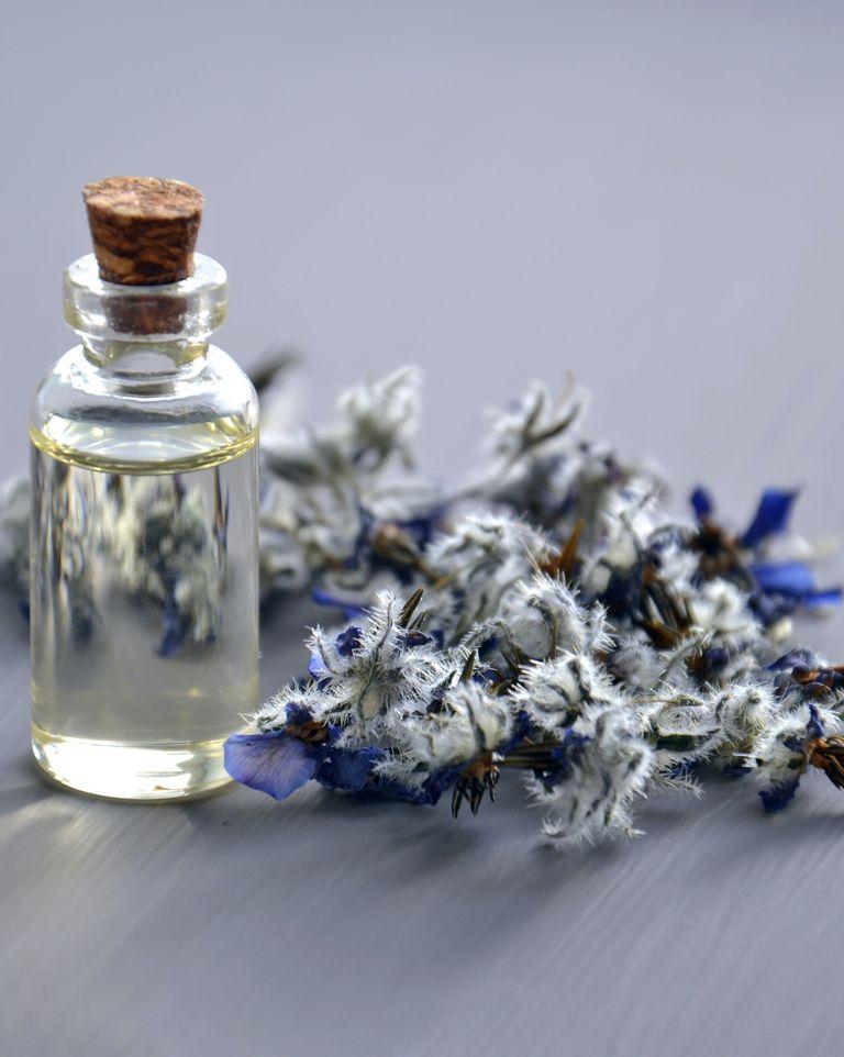Parfums naturel avec huiles essentielles