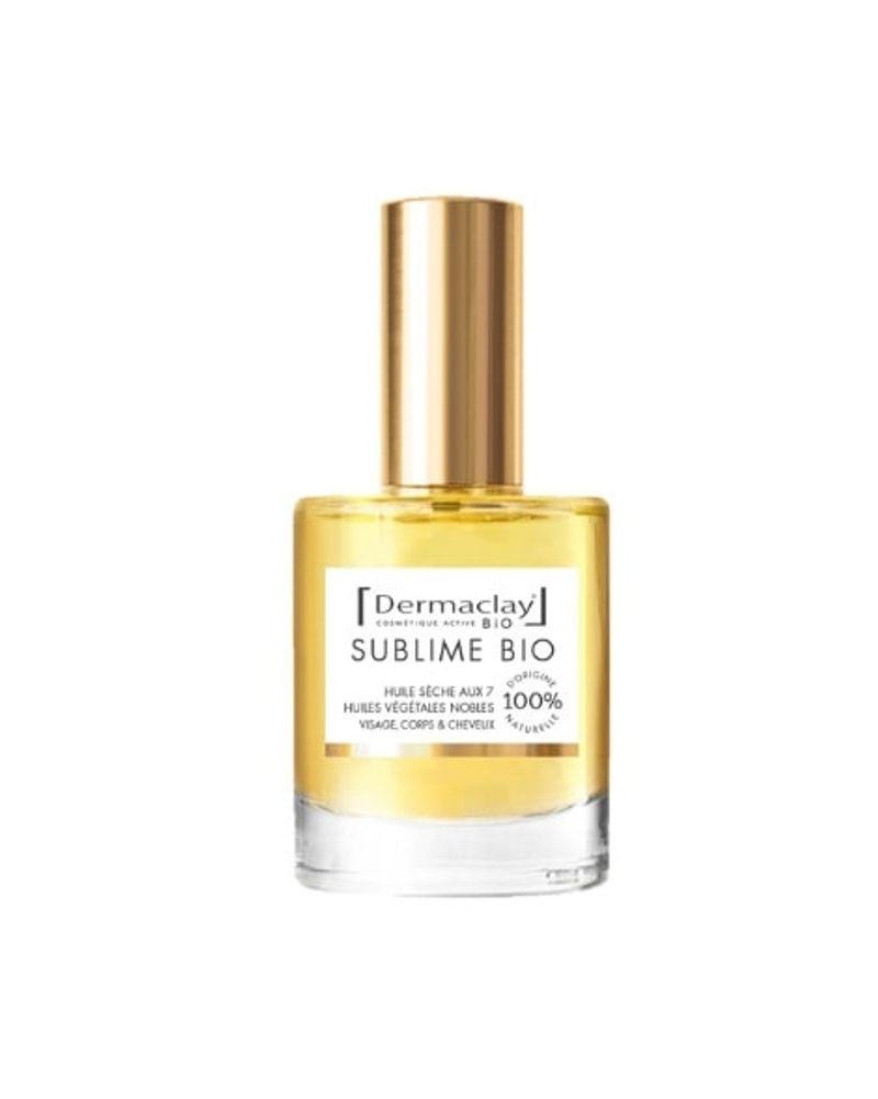 """Demarclay, huile sèche visage, corps et cheveux """"Sublime Bio"""""""