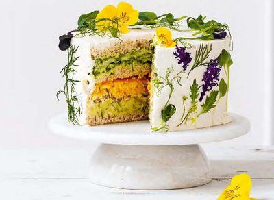 Sandwich cake à la suédoise