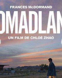 Nomadland : affiche du film