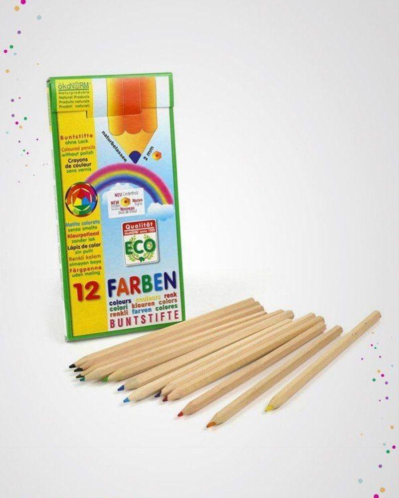 ÖkoNORM, Crayons de couleur pointes 2mm