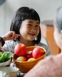 Faire aimer légumes aux enfants