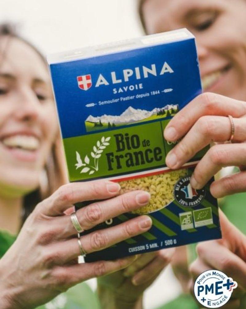 Alpina Savoie PME+