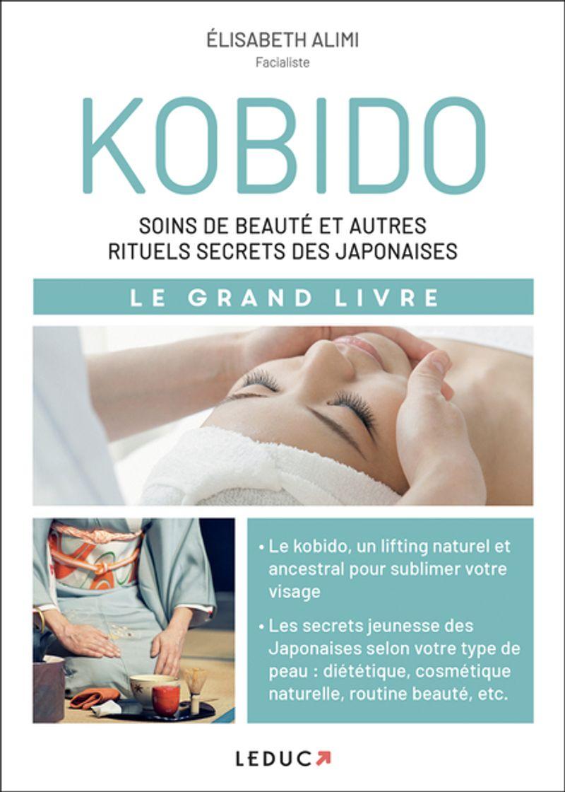 Kobido d'Élisabeth Alimi aux éditions Leduc