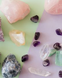 Les pierres de la lithithérapie