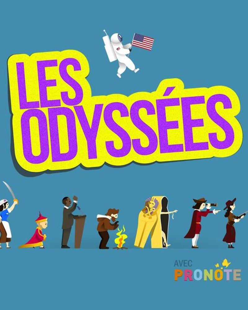Les odyssées, France Inter
