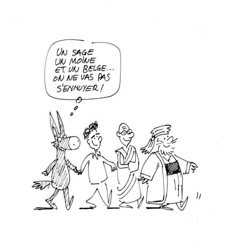 """""""Les folles histoires du sage Nasredin""""  par Ilios Kotsou et Matthieu Ricard"""