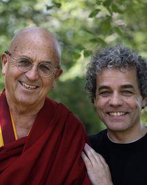 Ilios Kotsou et Matthieu Ricard