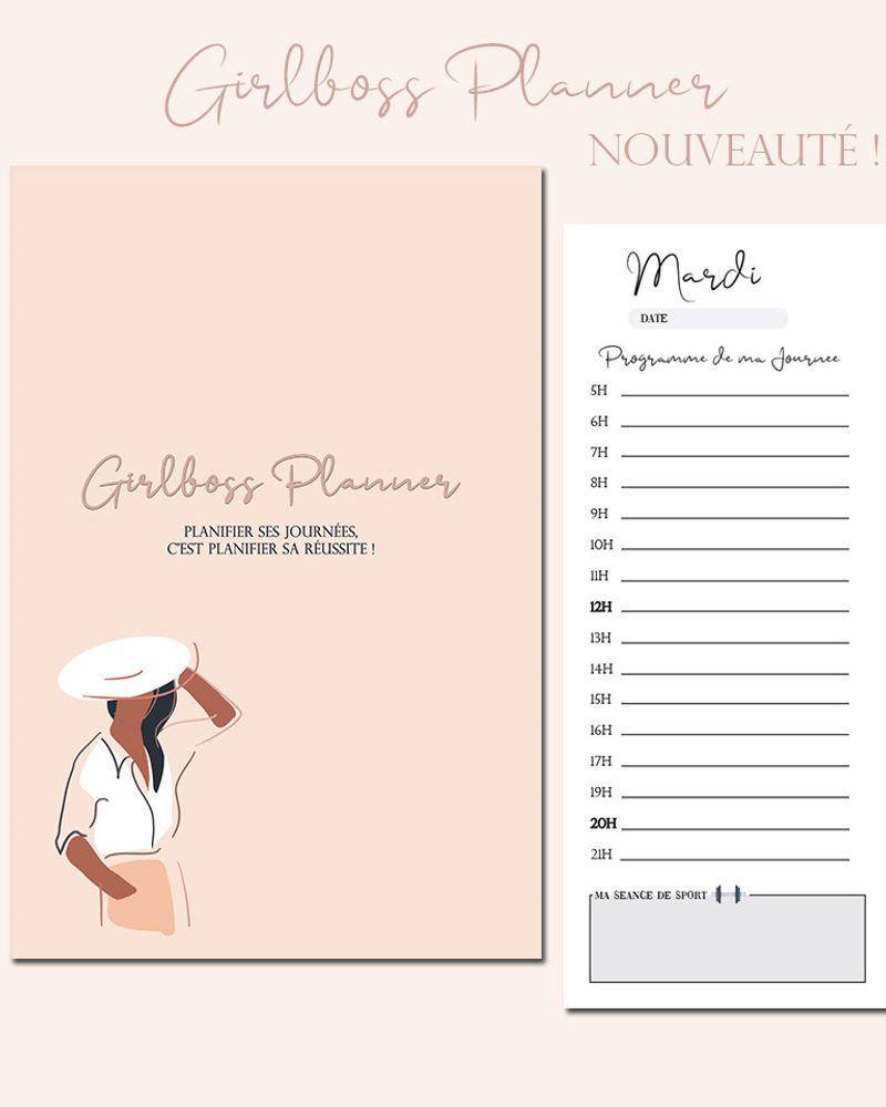 Girlboss Planner