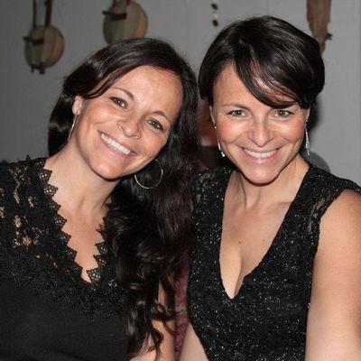 Julie Bodin et Daisy Bodin