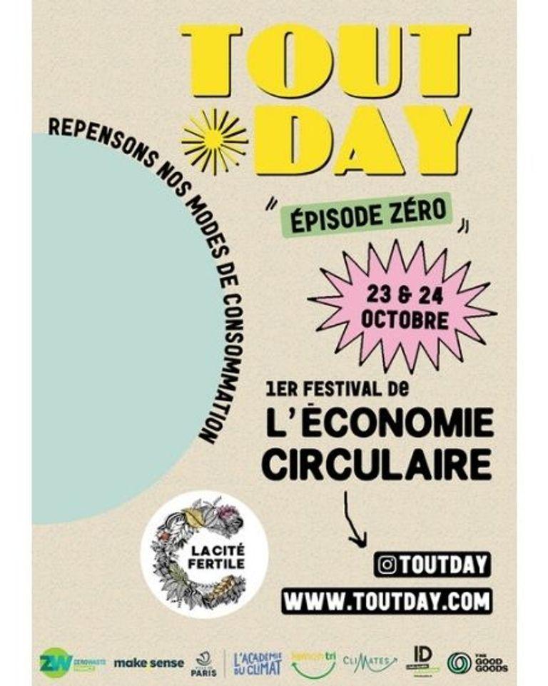 Tout Day festival Episode zéro