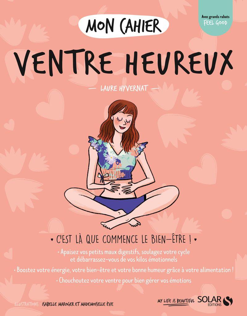 Ventre heureux, Laure Hyvernat, éditions Solar