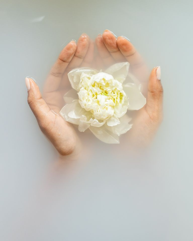 méditation fleurs de lune