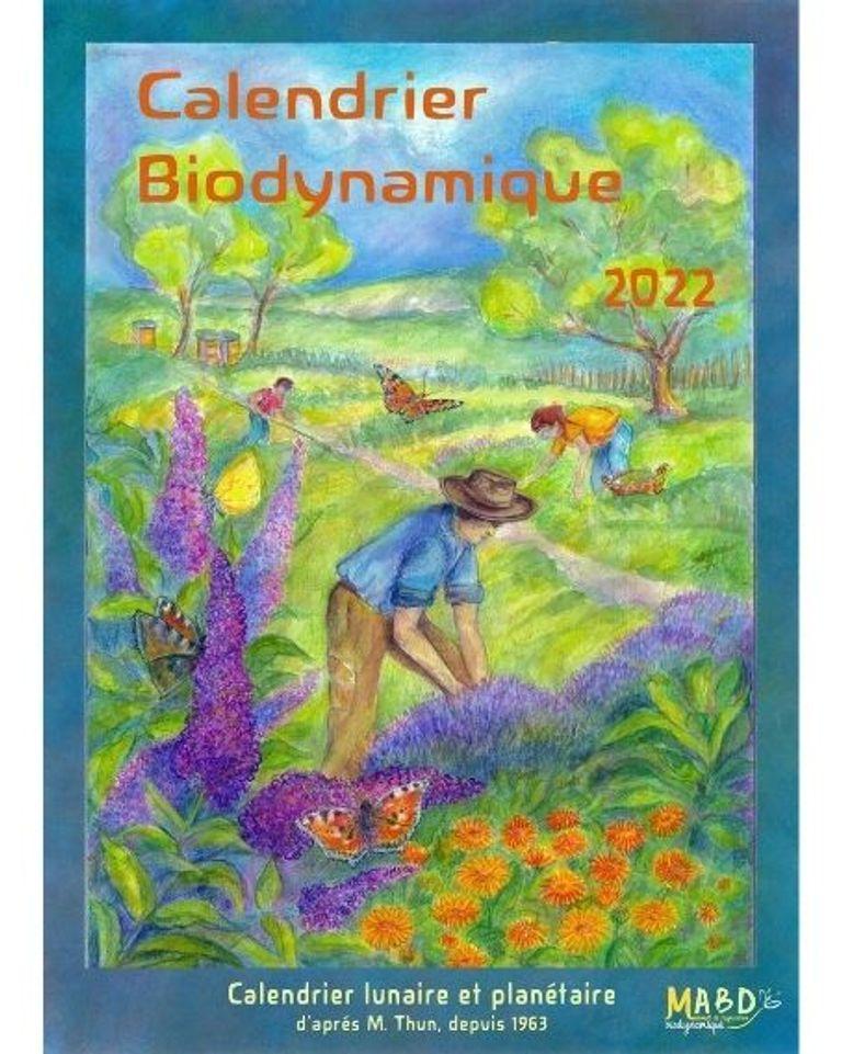 Calendrier biodynamique 2022