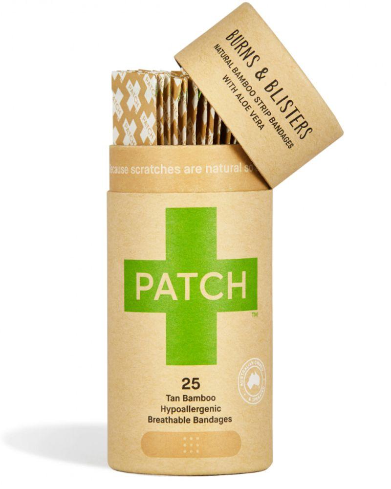 Pansements en bambou Patch