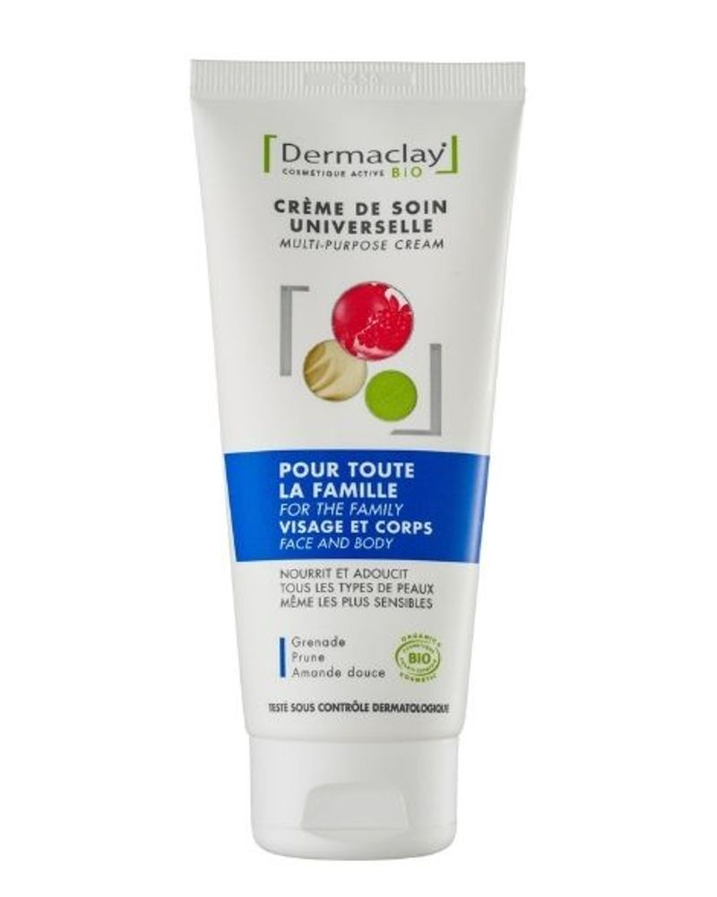 Crème de soin universelle Dermaclay