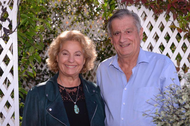 Danielle et Patrick de Giovanni