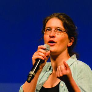 Brigitte Gothière, cofondatrice de L214