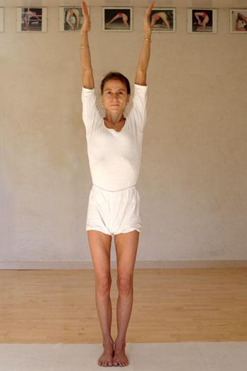 Posture n°1 : pour délier le corps