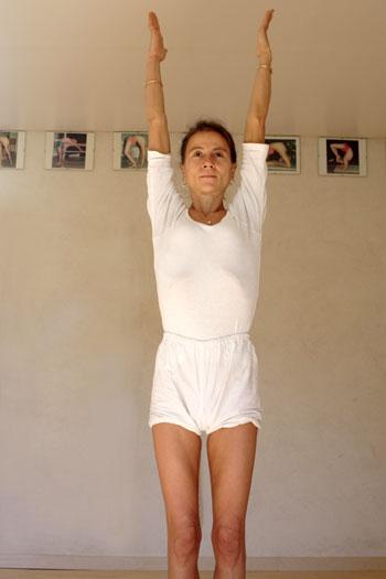 Posture n°2 : Pour délier le corps