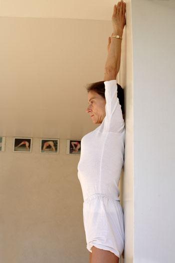 Posture n°3 : pour délier le corps