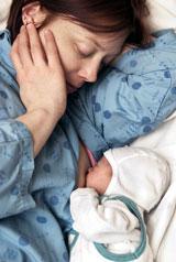 Mise au sein dès la naissance