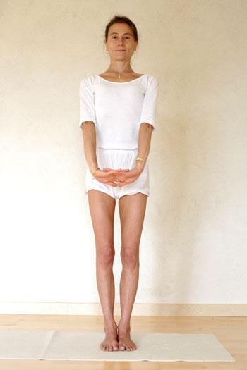 Posture n°2 : doigts croisés