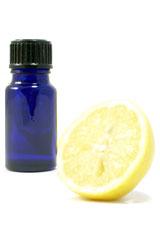 antiseptique, bactericide : huile essentielle de citron