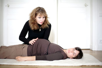 connexion reins/utérus