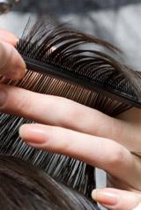 Liste des coiffeurs utilisant les colorations végétales Logona