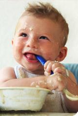 Alimentation du bébé de 11 à 15 mois