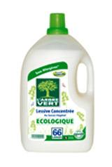 La marque arbre Vert : de nouvelles lessives écologiques et économiques