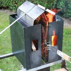 Ecolo barbecue