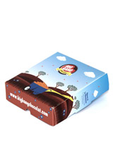 La tablette de chocolat bio et personnalisée, c'est possible