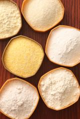 Farine de sarrasin, sans gluten