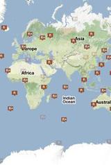 Confiscation des chiffres de la contamination par les Etats