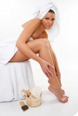 Poudre déodorante Bergamotte-Litsée citronnée pour les pieds