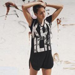 Petite robe de plage