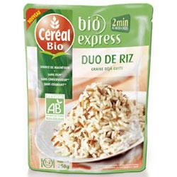 Duo de riz à la catalane