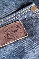 Les textiles écologiques et recyclés labellisés Ecocert