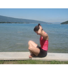Relâchez le dos - exercice 4
