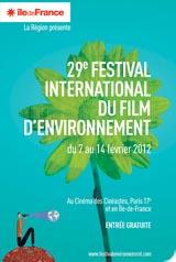 Le festival international du film d'environnement